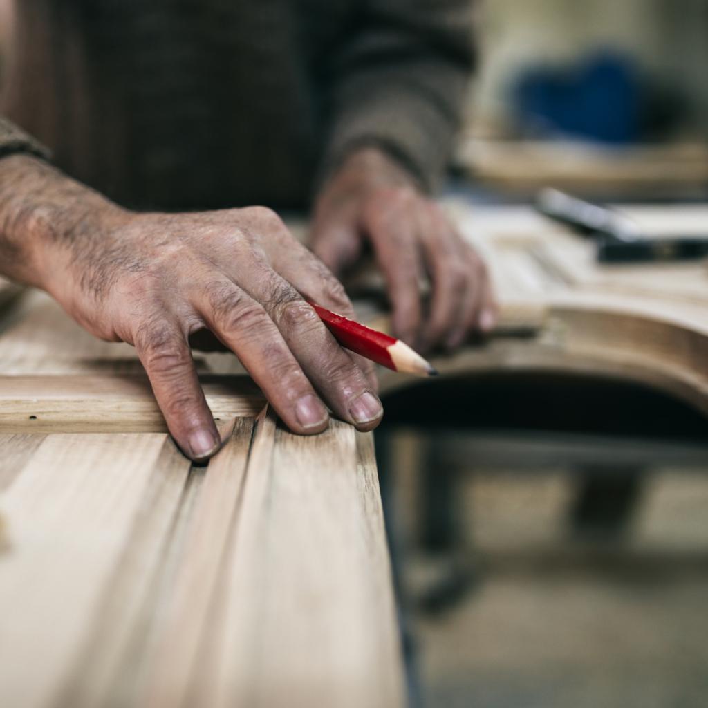 Artigianalità con il legno